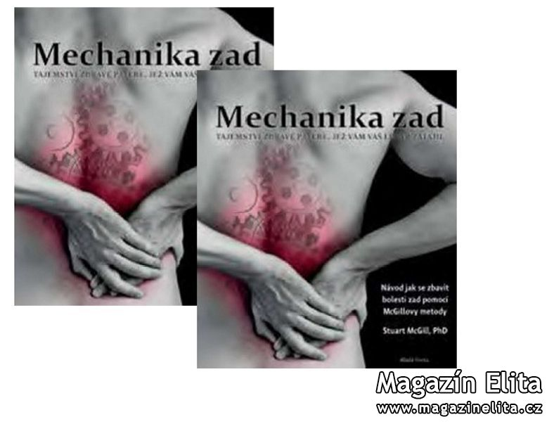 STUART MCGILL: MECHANIKA ZAD